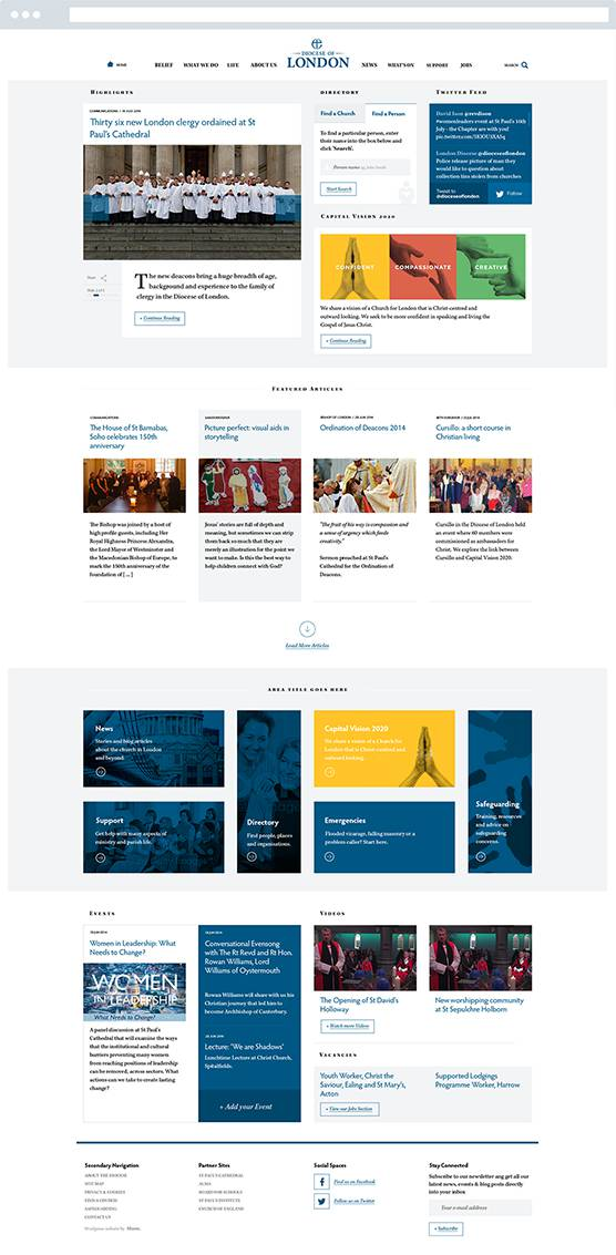Page layout preview