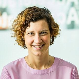 Ilona Filipi, Founder of Moove Agency